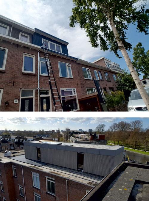 huisuitbreiden amsterdan opbouw
